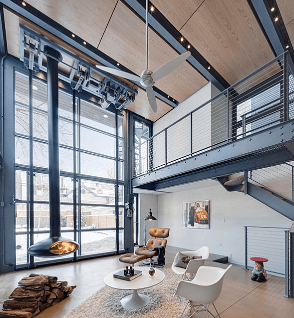 industrial design interior